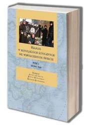 Religia w konfliktach etnicznych - okładka książki