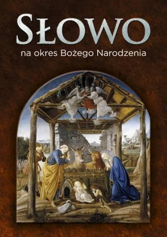 Słowo na okres Bożego Narodzenia - okładka książki