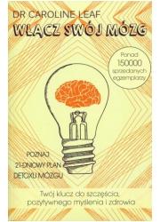 Włącz swój mózg - okładka książki