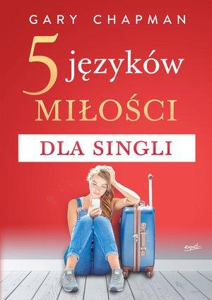 5 języków miłości dla singli - okładka książki