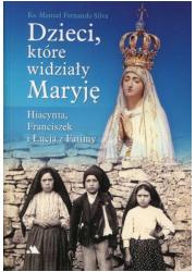 Dzieci, które widziały Maryję. - okładka książki