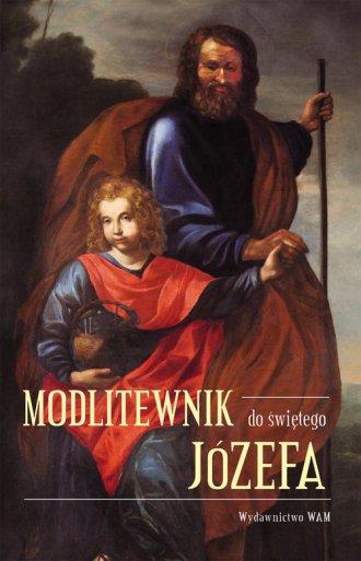 Modlitewnik do świętego Józefa - okładka książki