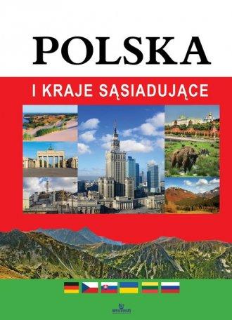 Polska i kraje sąsiadujące - okładka książki