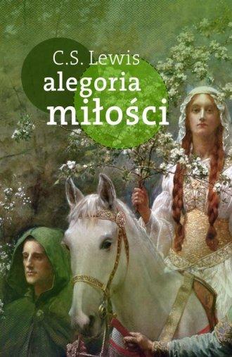 Alegoria miłości - okładka książki