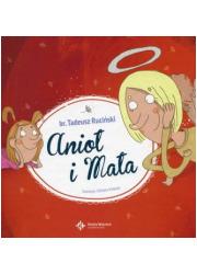 Anioł i Mała - okładka książki
