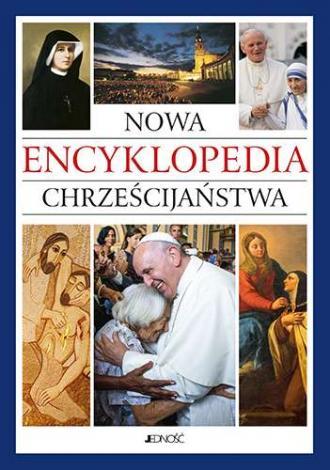 Nowa encyklopedia chrześcijaństwa - okładka książki