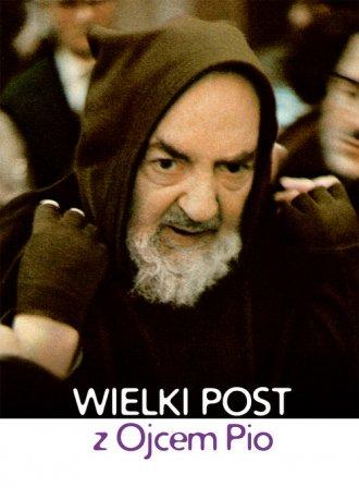 Wielki Post z Ojcem Pio - okładka książki