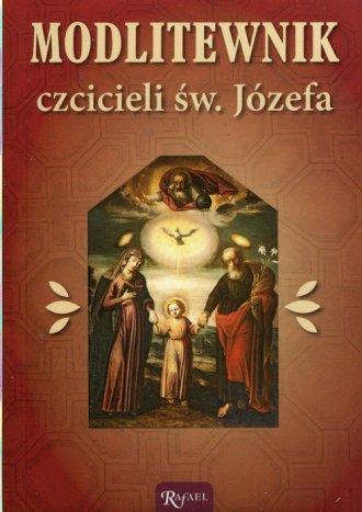 Modlitewnik czcicieli św. Józefa - okładka książki