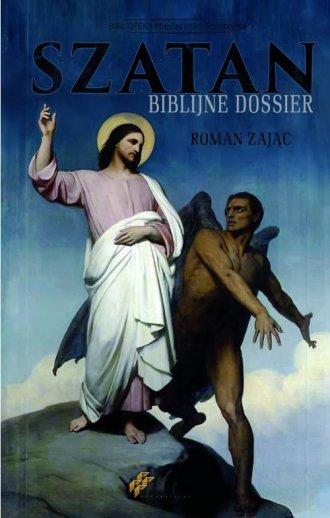 Szatan Biblijne Dossier - okładka książki