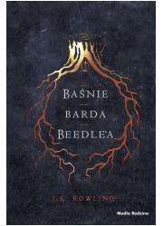 Baśnie barda Beedle a - okładka książki