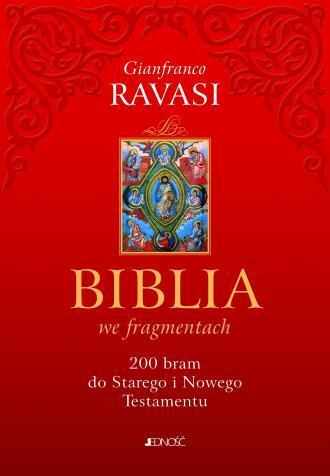 Biblia we fragmentach. 200 bram - okładka książki