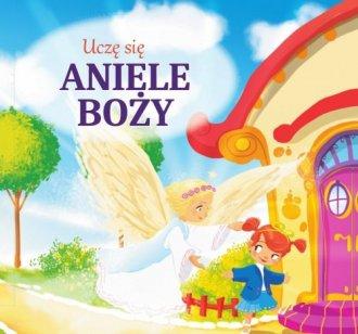 Uczę się Aniele Boży - okładka książki
