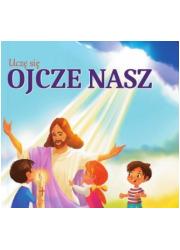 Uczę się Ojcze Nasz - okładka książki