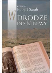 W drodze do Niniwy - okładka książki
