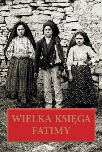 Wielka Księga Fatimy - okładka książki