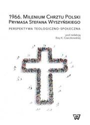 1966. Milenium Chrztu Polski Prymasa - okładka książki