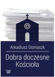 Dobra doczesne Kościoła. Komentarz - okładka książki
