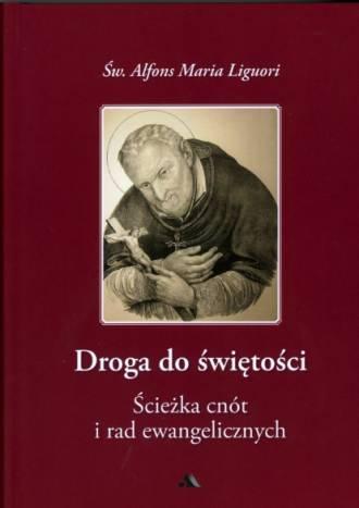 Droga do świętości cz. II. Ścieżka - okładka książki