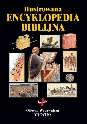 Ilustrowana Encyklopedia Biblijna - okładka książki