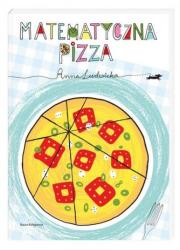 Matematyczna pizza - okładka książki