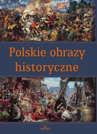 Polskie obrazy historyczne - okładka książki
