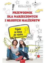 Przewodnik dla narzeczonych i młodych - okładka książki