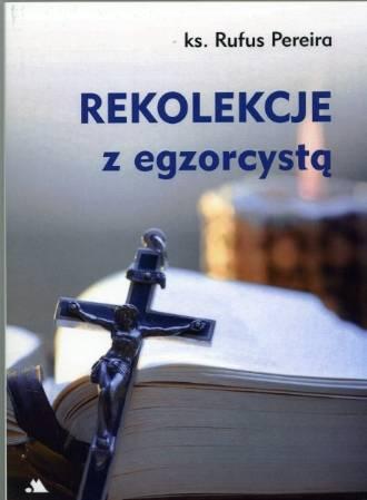 Rekolekcje z egzorcystą - okładka książki