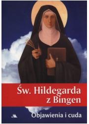 Św. Hildegarda z Bingen. Objawienia - okładka książki