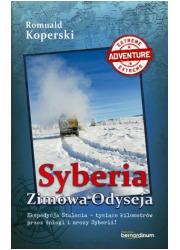 Syberia. Zimowa Odyseja. Ekspedycja - okładka książki