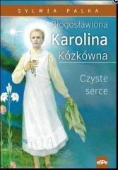 Błogosławiona Karolina Kózkówna. - okładka książki
