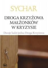 Droga Krzyżowa małżonków w kryzysie - okładka książki