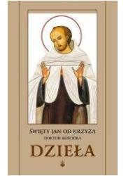 Dzieła - św. Jan od Krzyża - okładka książki