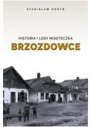 Historia i losy miasteczka Brzozdowce - okładka książki