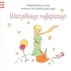 Mały Książę 4. Wszystkiego najlepszego - okładka książki