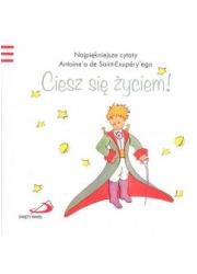 Mały Książę 5. Ciesz się życiem - okładka książki