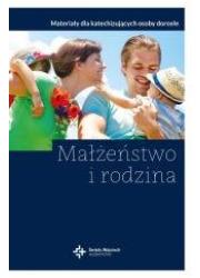 Małżeństwo i rodzina - okładka książki