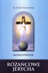 Modlitewnik. Różańcowe Jerycha - okładka książki