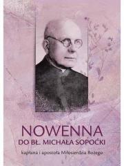 Nowenna do bł. Michała Sopoćki - okładka książki