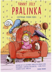 Pralinka - okładka książki