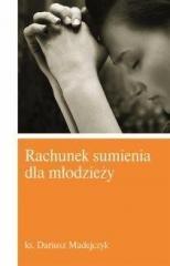 Rachunek sumienia dla młodzieży - okładka książki
