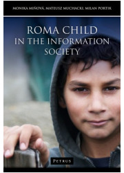 Roma child in the information society - okładka książki