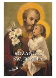 Różaniec św. Józefa - okładka książki