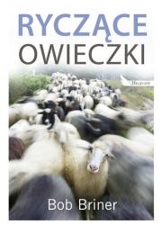 Ryczące owieczki - okładka książki