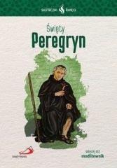 Święty Peregryn. Seria: Skuteczni - okładka książki