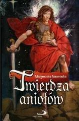 Twierdza Aniołów - okładka książki