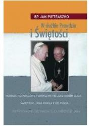 W służbie Prawdzie i Świętości - okładka książki