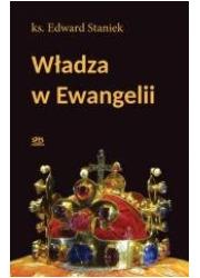 Władza w Ewangelii - okładka książki