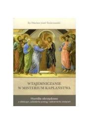 Wtajemniczanie w Misterium Kapłaństwa - okładka książki