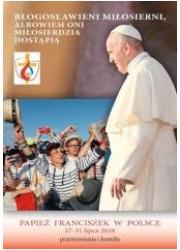 Błogosławieni miłosierni ... Przemówienia - okładka książki