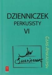 Dzienniczek perkusisty cz. 6. Czas - okładka książki